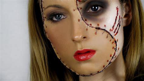 pretty zombie makeup makeup