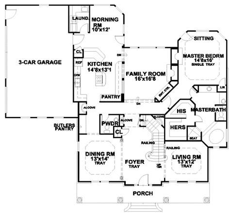 roman style house plans