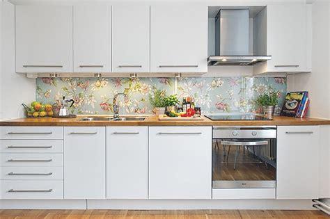 wallpaper kitchen backsplash ideas фартук для белой кухни фото вариантов оформления 6976