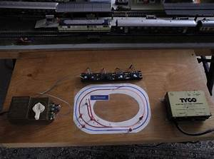 Three Diagram For Wiring Atlas Model Railroad Power Packs