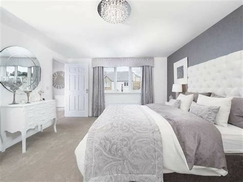Silver Bedroom Inspo by One Gray Wall Savio Forever Home Bedroom