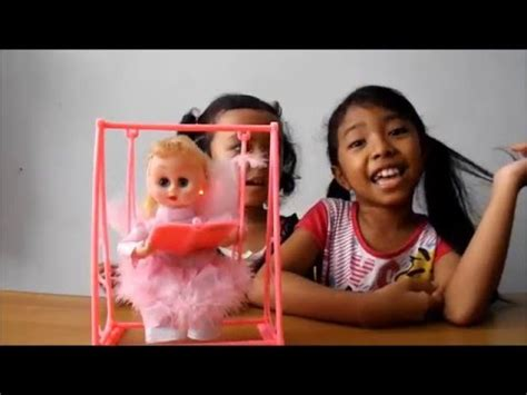 mainan boneka mattel mainan anak huaa seram kayak boneka hantu boneka