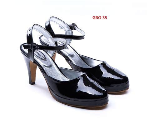 Sepatu Santai Hak Tinggi sepatu wanita hak tinggi terbaru gudang fashion wanita