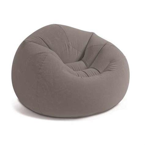 poltrona puffo pouf gonfiabile per salotto soggiorno da letto