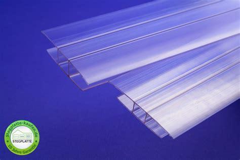Polycarbonat H-verbindungsprofil Für Stegplatte