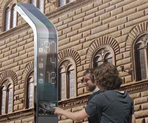 solar powered eyestop futuristic bus stops xcitefunnet