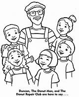 Happy Coloring Pages Christian Printable Children Getcolorings Father Topcoloringpages Prin sketch template