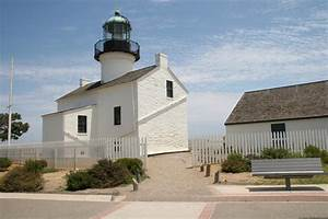 Cabrillo National Monument und Old Point Loma Lighthouse ...