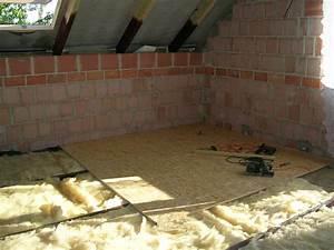 Ocieplenie stropu wełną mineralną film