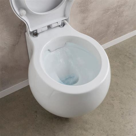 wc ohne rand scarabeo planet wand tiefsp 252 l wc ohne sp 252 lrand wei 223 8105cl reuter