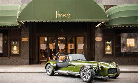 Shop For A Caterham At Harrods