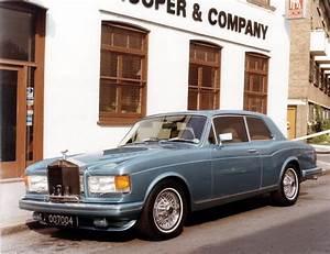 Rolls-royce Silver Shadow Mpw 2-door Saloon
