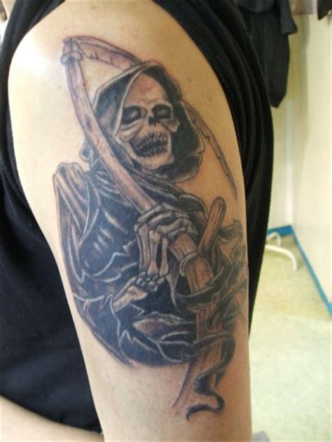 tatouage la faucheuse faucheuse 4 le tatouage