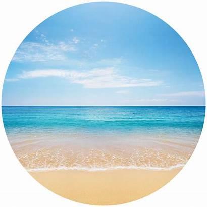 Beach Sea Transparent Background Clipart Icon Clip