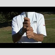 How To Master The Golf Grip Youtube
