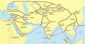 Silk Road Maps,... Silk Road