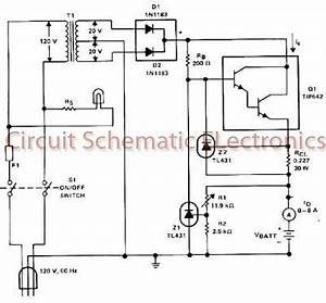 battery charger circuit charger circuit pinterest With hobby circuit board