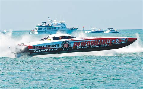 Performance Boat Center Jimmy Johns all the right performance boat center runs