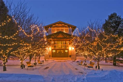 magical christmas towns  nebraska