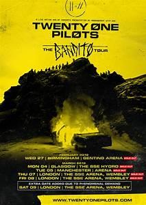 Watch The Latest Twenty One Pilots' 'Banditø Tøur' Video ...