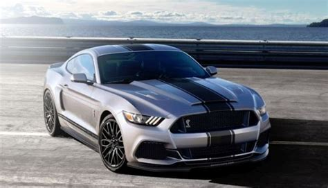 ford shelby gt review price release date