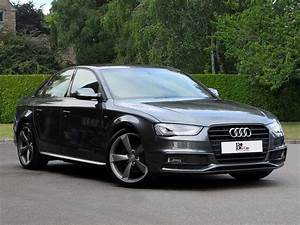 Audi A4 B8 Avant Tfsi Quattro S Line Black Edition 2013 ...