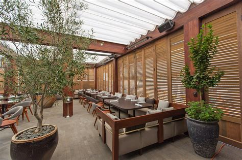 outdoor dining restaurants in los angeles 2017