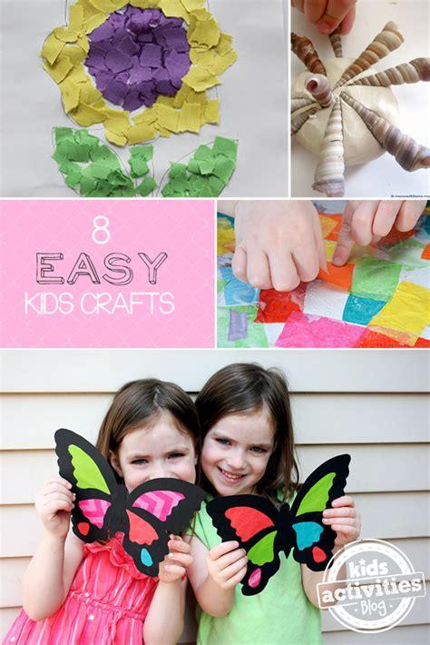 easy crafts  kids   released  kids activities