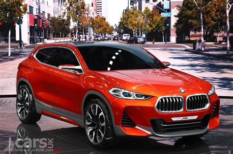 X2 Concept by Bmw X2 Concept At Previews A Production X2 As A
