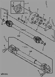 Parts Drawing For A John Deere 2305