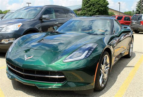 Chevy Chevrolet Corvette C7 Muscle Stingray Supercars