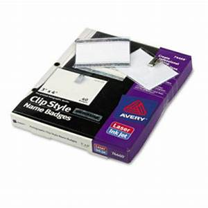 Avery flex clip style holographic laser ink jet 3x4 name for Avery 3x4 labels