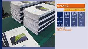 dissertation printing and binding With online document printing and binding