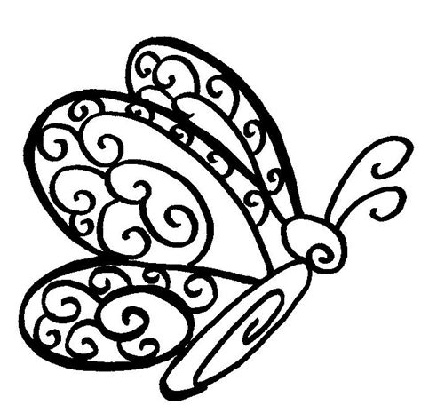 butterfly coloring pages  printable coloring