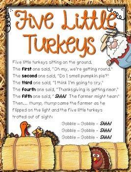 turkeys  telling craftivity  poem