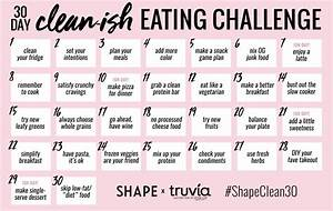 This 30-Day Clean-ish Eating Challenge Will Reset Your ...