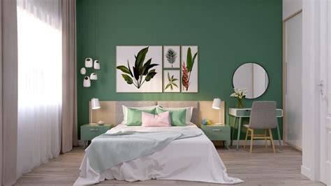 palette de couleur peinture pour chambre peinture pour chambre à coucher en 5 options qui vont vous