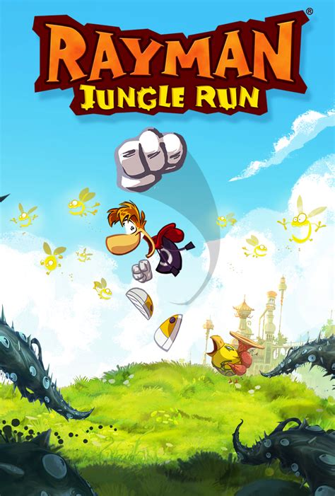 Rayman Jungle Run Nathan Vs Video Games