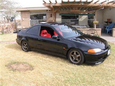 Importtuner07 1994 Honda Civic Specs, Photos, Modification