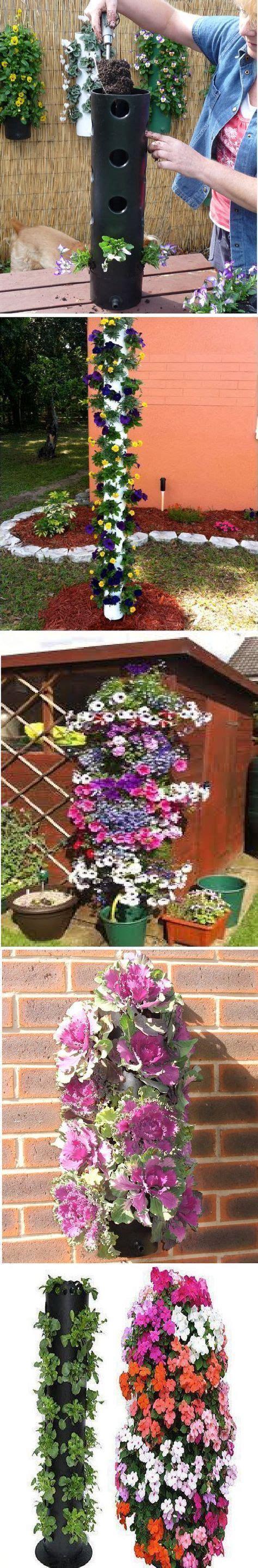 Polanter Vertical Gardening System by Best 25 Vertical Vegetable Gardens Ideas On