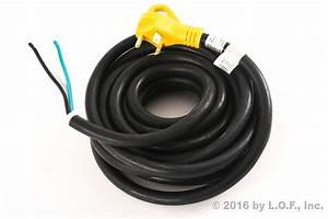 25 Foot 30 Amp Rv Trailer Camper Power Cord Replacement