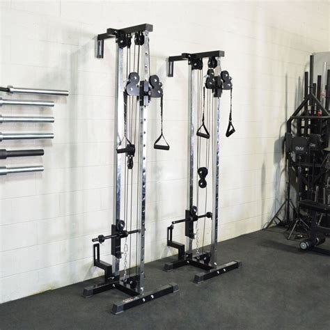 pulley mounted tower titan fitness v3 short tall machines body rocketfish rf