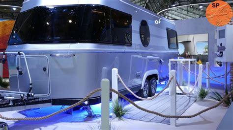 neu hammer luxus caravan hymer eriba touring 820 youtube