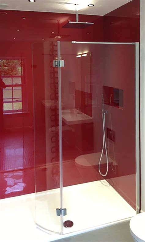 On Shower Glass Shower Panels And Bathroom Walls By Easy Glass