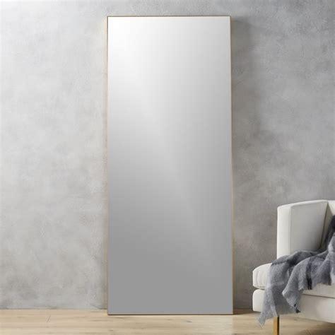 infinity brass  floor mirror cb
