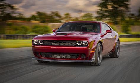 New Dodge Challenger Srt Hellcat Widebody