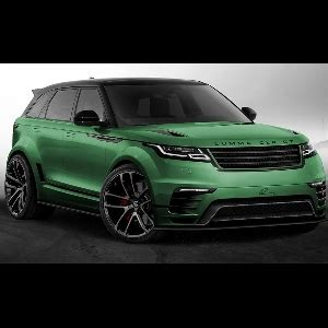 Modifikasi Land Rover Range Rover Velar by Modifikasi Range Rover Velar Widebody Oleh Lumma