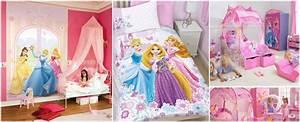 Deco Chambre Fille Princesse : deco chambre fille princesse disney visuel 5 ~ Teatrodelosmanantiales.com Idées de Décoration