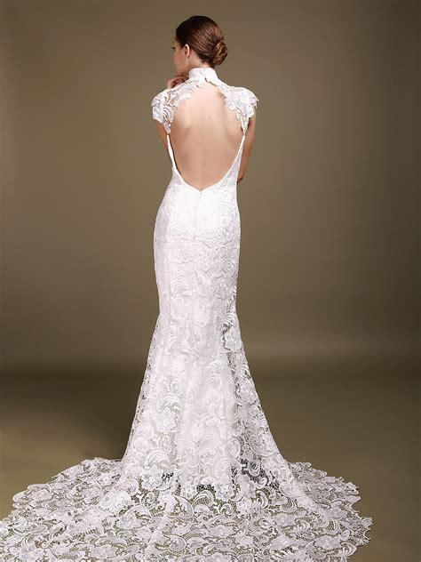 backless wedding dresses dressedupgirl com