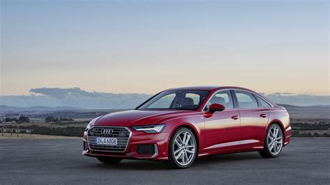 Audi A6 2019 by 2019 Audi A6 Revealed With Mild Hybrid V6 Engines Quattro